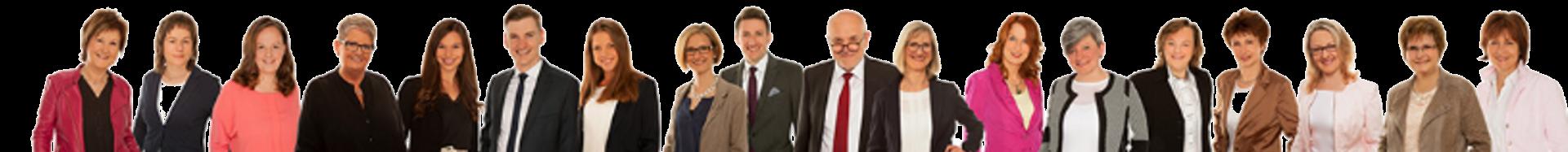 Teamfoto der Steuerkanzlei Thomas Lang